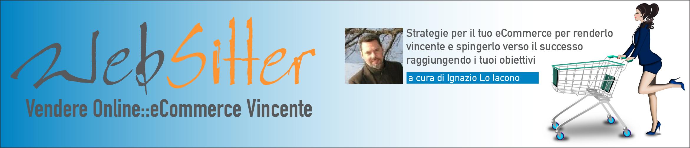 Websitter Srls::Vendere Online Professionalmente